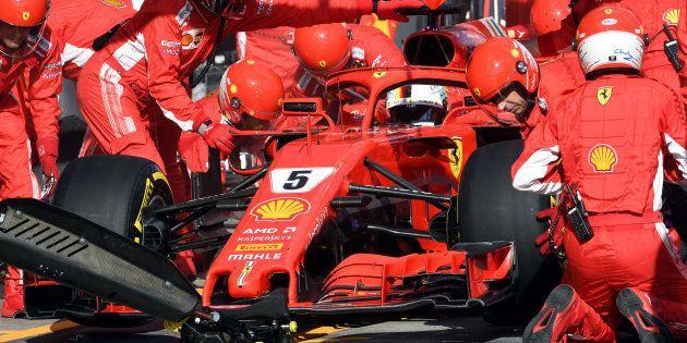 La Formule 1 de retour en clair sur TF1 (pour ces quatre Grand