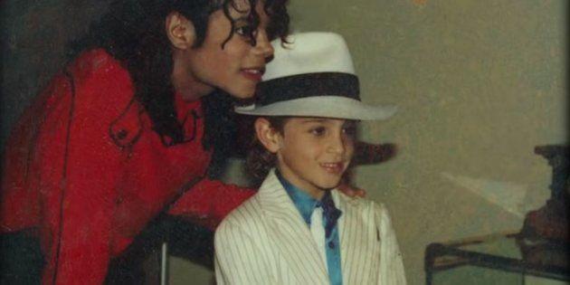 Wade Robson, l'un des jeunes garçons victimes d'abus sexuels de la part de Michael Jackson, dans le