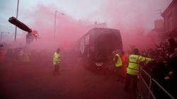 Le bus de Manchester City attaqué avant le match de Ligue des champions face à