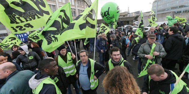 SNCF: SUD-Rail renonce à sa grève reconductible