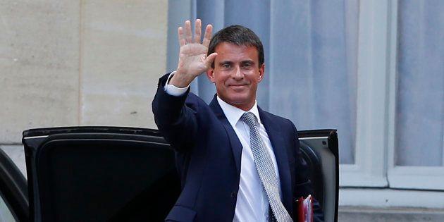 Dans l'Essonne, Manuel Valls au second tour des législatives