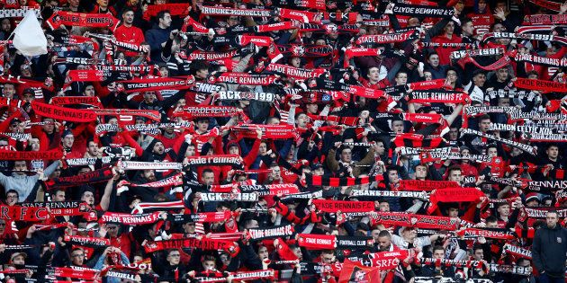 Les supporters Rennais font très fort depuis le début de la saison en ce qui concerne l'animation en