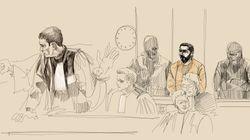 Mehdi Nemmouche reconnu coupable de la tuerie du musée juif de
