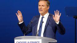 Dupont-Aignan sauve son