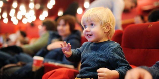 Mes 3 conseils pour se faire un ciné avec un enfant de moins de 3 ans.