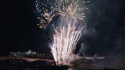 Des habitants de Londres paniqués et choqués par les explosions d'un feu d'artifice en plein cœur de la