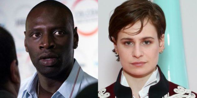 Omar Sy et Christine and the Queens signent une lettre ouverte à Macron