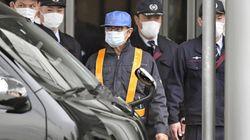 Ghosn libéré en tenue d'ouvrier, un