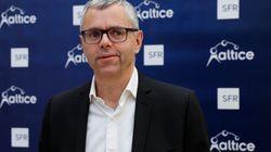 L'ex-patron de SFR est parti avec un parachute doré de 9,4 millions, son deuxième en trois