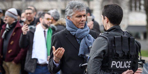 Homme d'affaires et activiste politique, Rachid Nekkaz a été interpellé à Genève ce vendredi 8