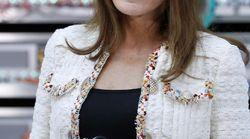 Carla Bruni-Sarkozy revient sur ses photos de nu, comparées à celles de Melania
