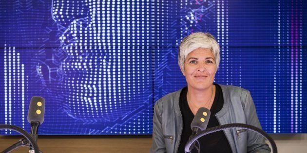 Fabienne Sintes quitte FranceInfo pour FranceInter à la