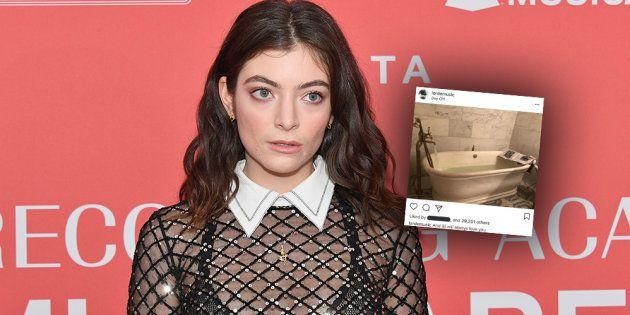 Lorde s'excuse après cet hommage raté à Whitney