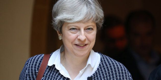 Cette semaine, Theresa May pourrait sauver sa place au 10 Downing Street (ou