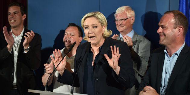 Avec une demi-douzaine d'élus, le Front national n'aura probablement pas de groupe à l'Assemblée mais...