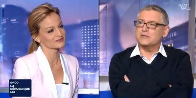 Michel Onfray à Audrey Crespo-Mara à propos de son