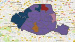 Paris, un concentré des résultats