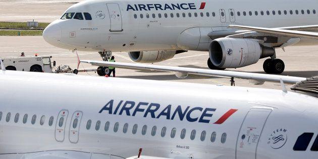 Grève à Air France: 30 % des vols annulés ce samedi, taux le plus élevé depuis le début du