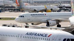 30 % des vols Air France annulés ce samedi, taux le plus élevé depuis le début de la