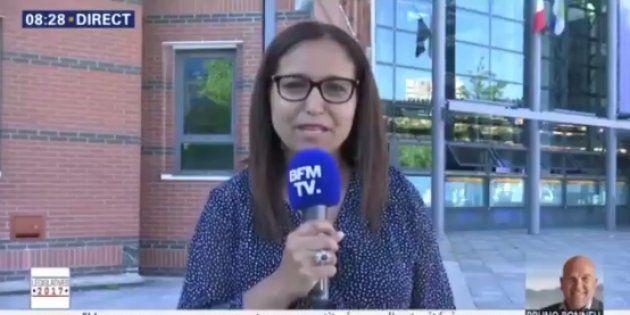 Farida Amrani, l'adversaire de Valls à Évry, dit avoir des preuves d'irrégularités au second tour des...