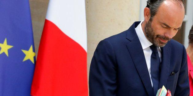 Le Premier ministre Edouard Philippe doit remettre la démission de son gouvernement avant