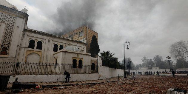 Le Musée national des Antiquités et Arts islamiques d'Alger est le plus ancien d'Algérie. Il a été saccagé...