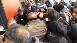 Les surveillants qui bloquaient la prison d'Alençon-Condé évacués par les