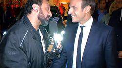 Hanouna invite Macron dans