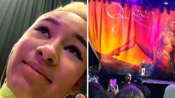 Déçus de l'annulation du concert de Nicki Minaj, des fans ont scandé