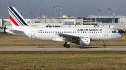 30% des vols Air France annulés, taux le plus élevé depuis le début de la