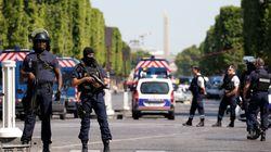Pourquoi Macron n'a pas surfé sur le thème porteur de l'antiterrorisme pendant sa