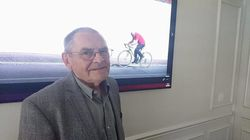 Jean-Claude, 83 ans, greffé du cœur et 129 médailles au