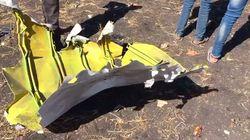 Les images du site du crash meurtrier de l'avion d'Ethiopian