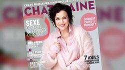 Cette Une du magazine Châtelaine est accusée de promouvoir la culture du