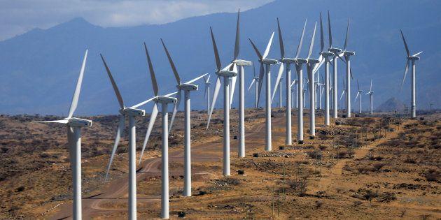 Le Kenya, ce modèle énergétique qu'Emmanuel Macron veut