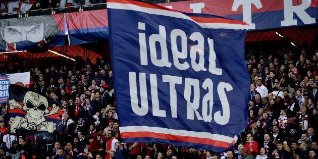 Quelques supporters ultras du PSG avaient été conviés au premier entraînement suivant la déroute en Ligue...