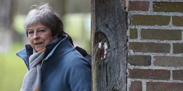 Theresa May va devoir affronter une semaine particulièrement ardue compte tenu de l'agenda fixé pour...