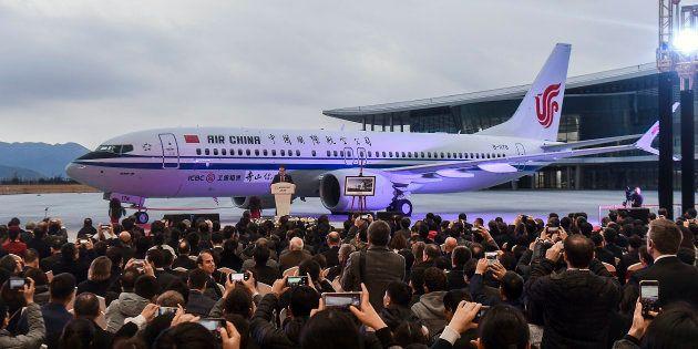 Le 15 décembre 2018, la compagnie chinoise Air China présentait le nouveau modèle de sa flotte, le Boeing...