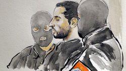 Mehdi Nemmouche condamné à la prison à perpétuité pour la tuerie du musée juif de