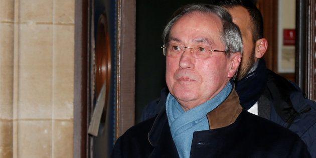 Claude Guéant le 15 décembre 2016 à
