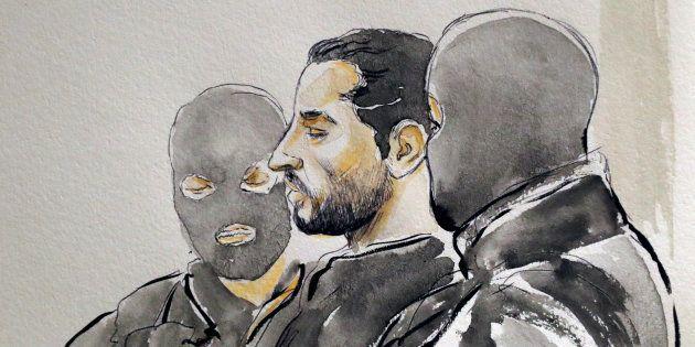 Mehdi Nemmouche, auteur de la tuerie du musée juif de Bruxelles, a été condamné à la prison à perpétuité...