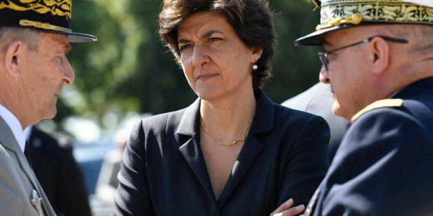 Sylvie Goulard le 18