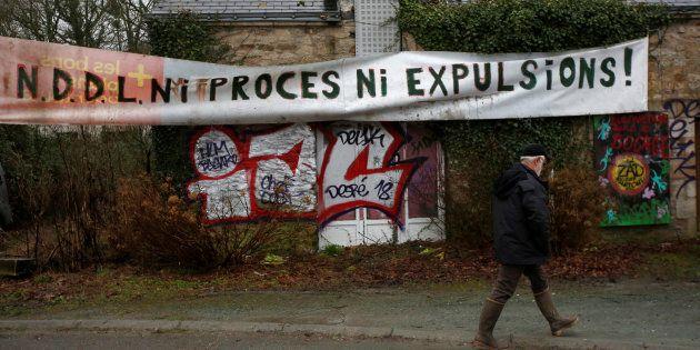 Notre-Dame-des-Landes: comment les zadistes se préparent à l'évacuation