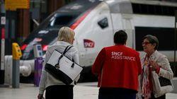 Grève SNCF: les prévisions de trafic pour lundi, moins de perturbations que la semaine