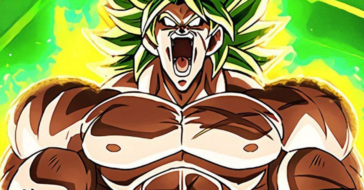 Dragon Ball Super Broly Humanise Son Grand Mechant Sans Le