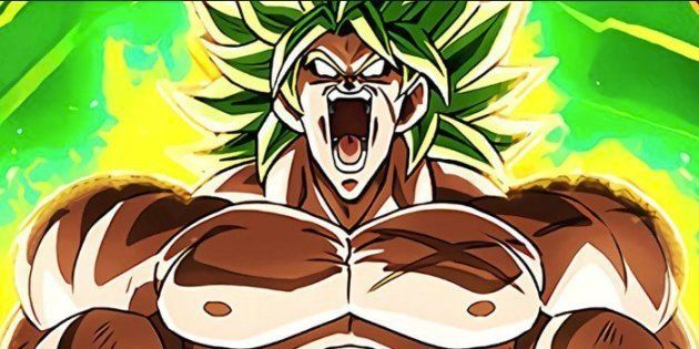 Dragon Ball Super Broly Humanise Son Grand Méchant Sans Le