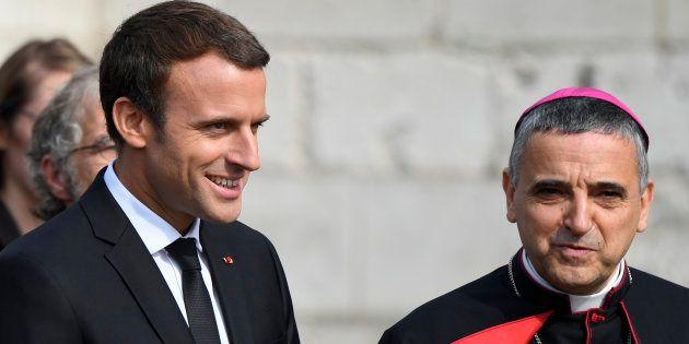 Devant les Evêques de France, Macron est attendu au tournant sur la PMA ce 9 avril