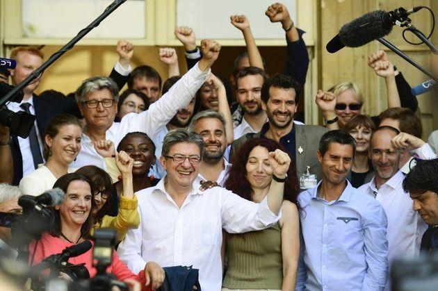 Jean-Luc Mélenchon multiplie les coups d'éclat pour son arrivée à l'Assemblée