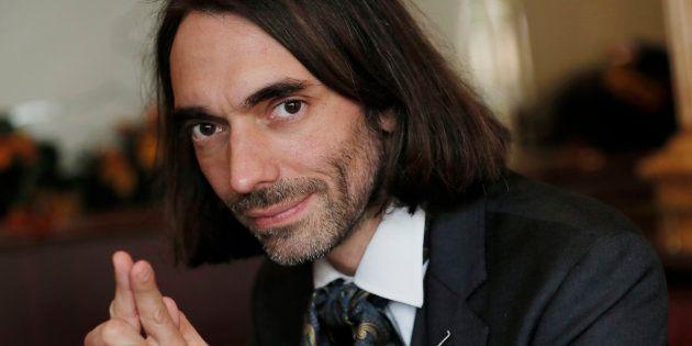 Cédric Villani, le 12