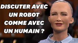 Voilà pourquoi il est moins plaisant de parler avec un robot plutôt qu'avec un
